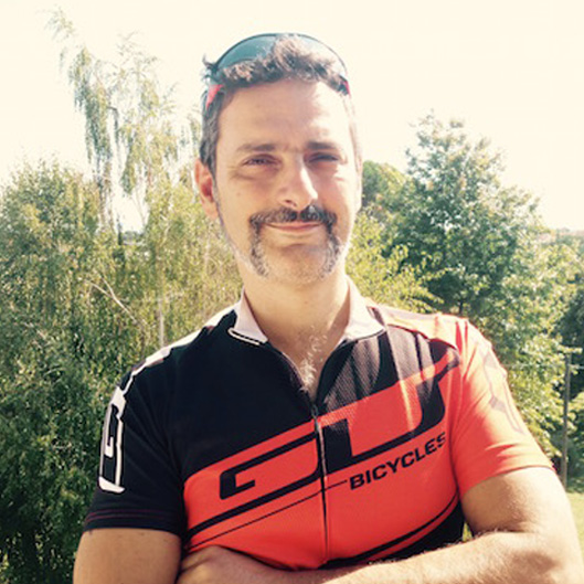Simone Pagnini Bike Manager